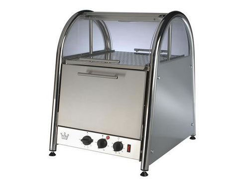 King Edward Vista 60 Bake and Display Oven, Ovens, Advantage Catering Equipment
