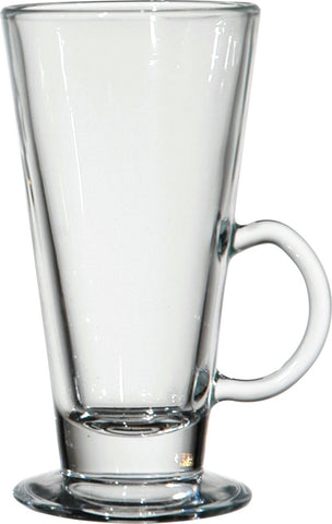 Genware LG-09  Conical Latte Glass 26cl / 9oz