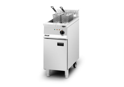 Lincat Opus 800 OE8114 Free Standing Electric Fryer, Fryers, Advantage Catering Equipment