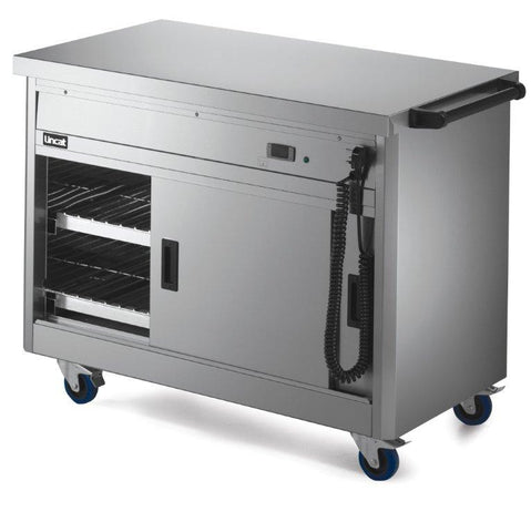Lincat P6P3 Panther Slim Mobile Hot Cupboard, Hot Holding, Advantage Catering Equipment