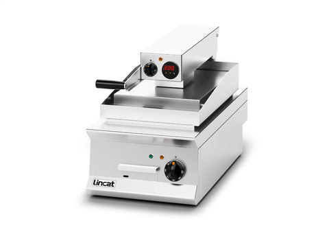Lincat OE8211 Electric Clam Griddle, Griddles, Advantage Catering Equipment
