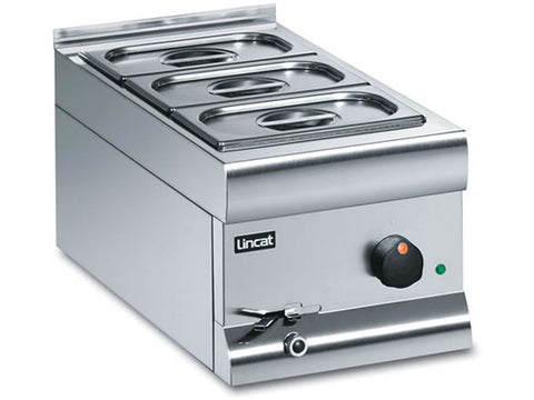 Lincat BM3W Wet Heat Bain Marie, Bain Maries, Advantage Catering Equipment