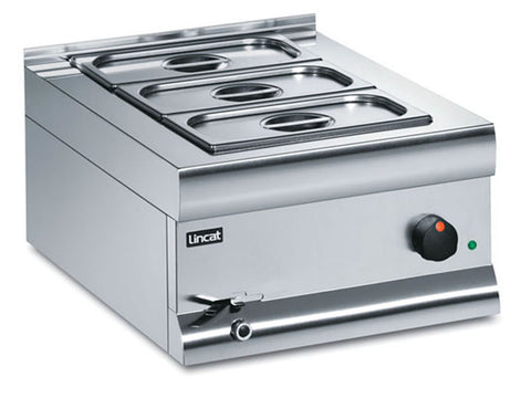Lincat BM4W Wet Heat Bain Marie, Bain Maries, Advantage Catering Equipment