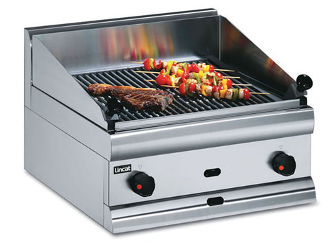 Lincat CG6 Gas Chargrill, Grills, Advantage Catering Equipment