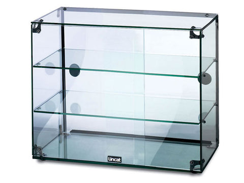 Lincat GC36D Glass Display Cabinet, Ambient Display, Advantage Catering Equipment