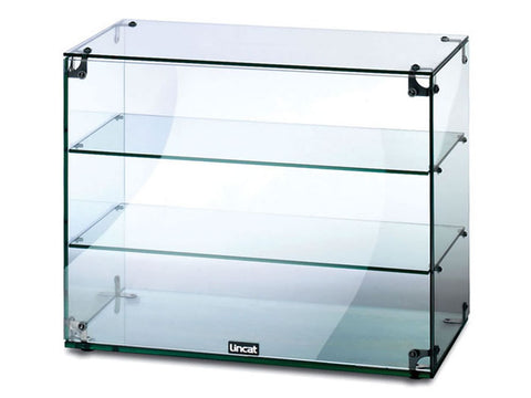 Lincat GC36 Glass Display Cabinet, Ambient Display, Advantage Catering Equipment