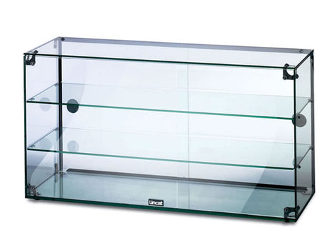 Lincat GC39D Glass Display Cabinet, Ambient Display, Advantage Catering Equipment