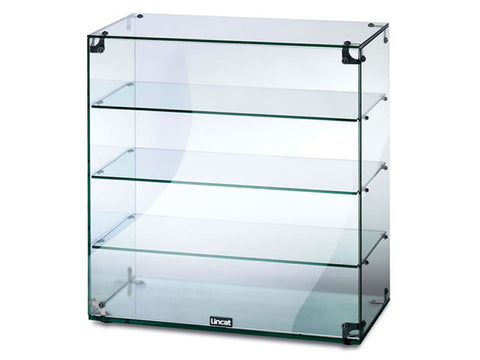 Lincat GC46 Glass Display Cabinet, Ambient Display, Advantage Catering Equipment