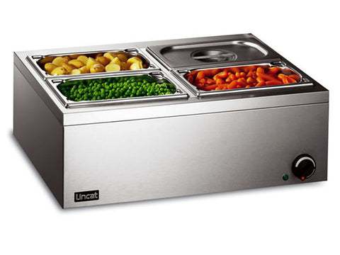 Lincat LBM2W Wet Heat Bain Marie, Bain Maries, Advantage Catering Equipment