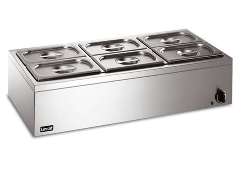 Lincat LBM3W  Wet Heat Bain Marie, Bain Maries, Advantage Catering Equipment