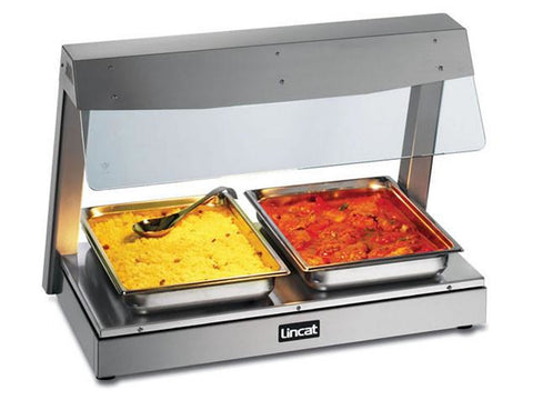 Lincat LD2 Heated Display with Gantry, Heated Displays, Advantage Catering Equipment