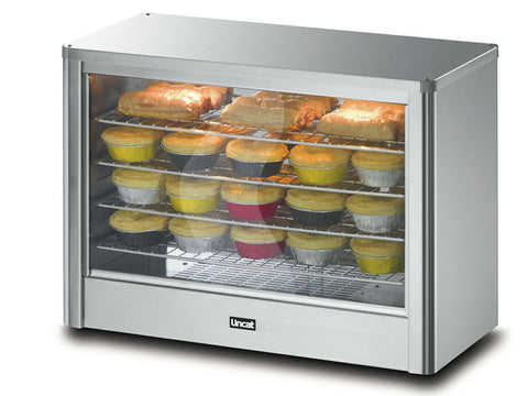 Lincat LPW/LR Pie Cabinet, Heated Displays, Advantage Catering Equipment