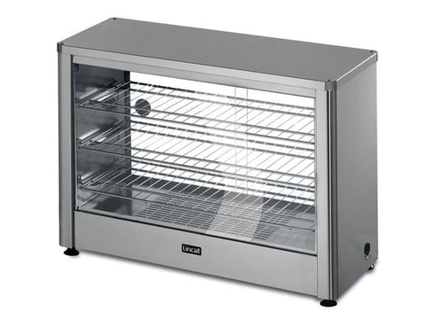 Lincat LPW Pie Cabinet, Heated Displays, Advantage Catering Equipment