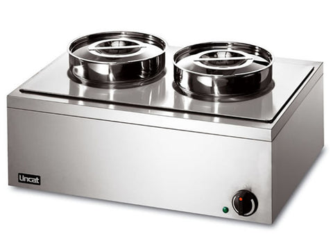 Lincat LRB2 Dry Heat Bain Marie Round Pot, Bain Maries, Advantage Catering Equipment