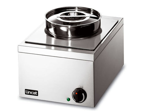 Lincat LRBW Wet Heat Bain Marie Round Pot, Bain Maries, Advantage Catering Equipment
