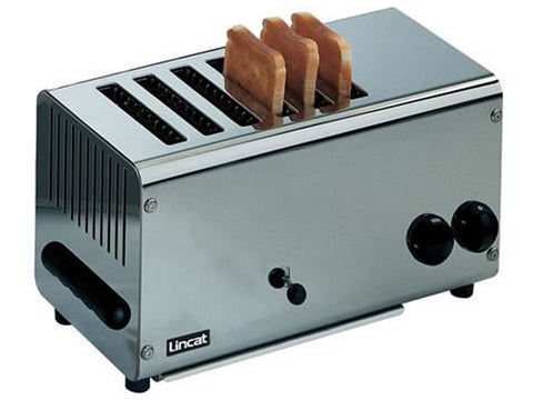 Lincat LT6X Six Slot Toaster, Toasters, Advantage Catering Equipment