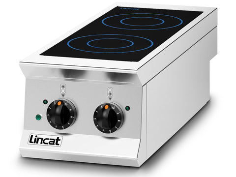 Lincat OE8013 Two Zone Induction Hob, Hobs and Boiling Tops, Advantage Catering Equipment