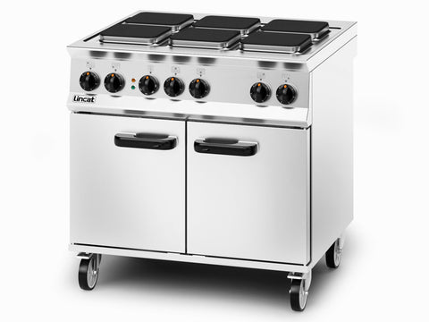 Lincat Opus 800 OE8008 Electric Range, Range Cookers, Advantage Catering Equipment