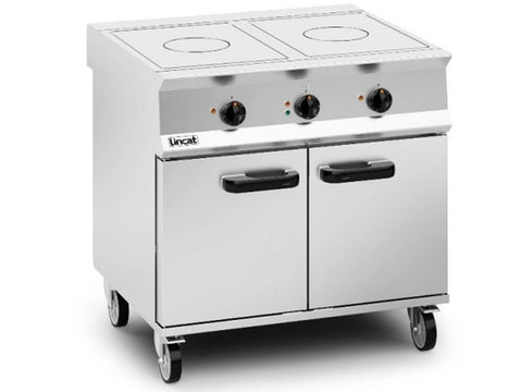Lincat Opus OE8015 Electric Solid Top Range, Range Cookers, Advantage Catering Equipment
