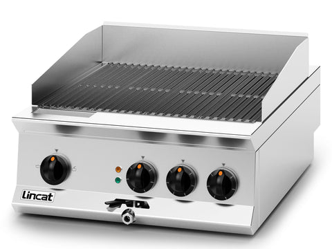 Lincat Opus OE8405 Electric Chargrill, Grills, Advantage Catering Equipment