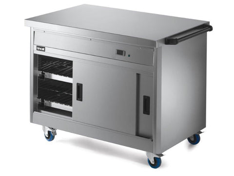 Lincat P8P3PT Panther Mobile Hot Cupboard, Hot Holding, Advantage Catering Equipment