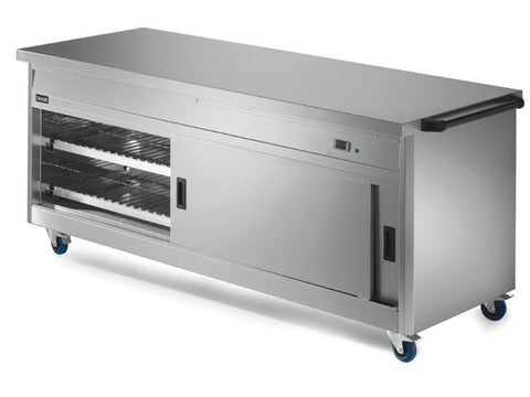 Lincat P8P6 Panther Mobile Hot Cupboard, Hot Holding, Advantage Catering Equipment