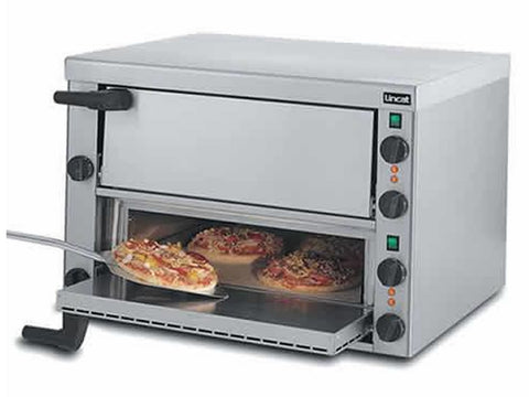 Lincat PO89X Twin Deck Pizza Oven, Ovens, Advantage Catering Equipment