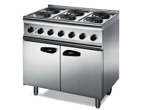 Lincat Silverlink 600 ESLR9C Electric Range, Range Cookers, Advantage Catering Equipment