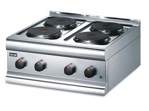 Lincat Silverlink 600 HT6 Electric Boiling Top, Hobs and Boiling Tops, Advantage Catering Equipment