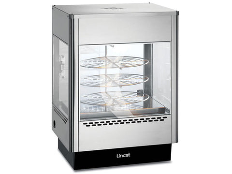Lincat UM50 Upright Heated Merchandiser, Heated Displays, Advantage Catering Equipment