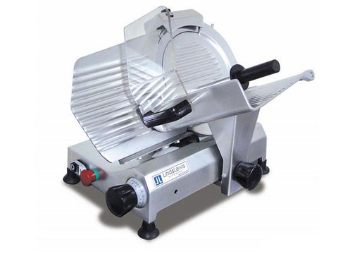 Linda Lewis Kitchens LLK220MDES Medium Duty Slicer, Slicers, Advantage Catering Equipment