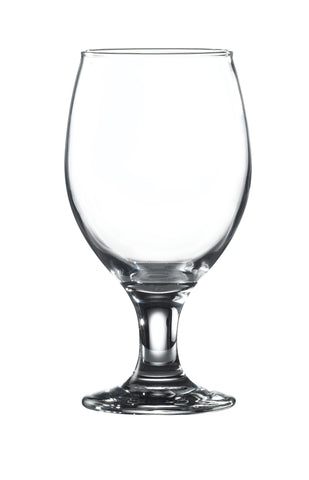 Genware MIS571 Misket Chalice Beer Glass 40cl / 14oz