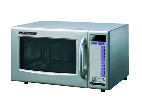 Maestrowave MW1200 Professional Microwave Oven 1200W, Ovens, Advantage Catering Equipment