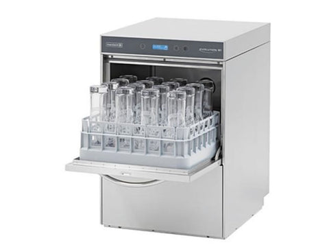 Maidaid Evolution 405WS Undercounter Glasswasher, Glasswashers, Advantage Catering Equipment