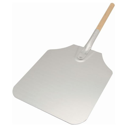 "Genware PP-1039 Pizza Peel Wood Hndl 10 x 11"" Blade 39"" L, Cookware & Bakeware, Advantage Catering Equipment"