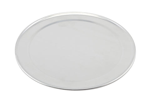 "Genware PT-WR14  Alum. Flat Wide Rim Pizza Pan 14"", Cookware & Bakeware, Advantage Catering Equipment"