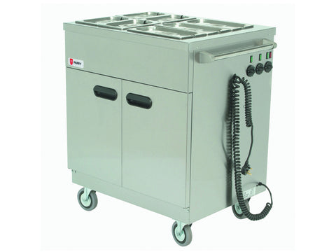 Parry 1887 Mobile Servery, Hot Servery, Advantage Catering Equipment
