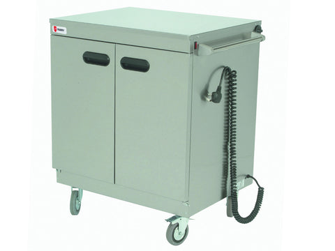 Parry 1888 Mobile Hot Cupboard