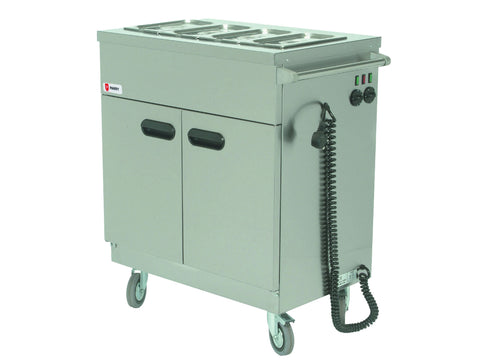 Parry 1894 Mobile Servery, Hot Servery, Advantage Catering Equipment