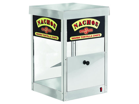 Parry 1995S Small Electric Nacho / Popcorn Warmer Cabinet