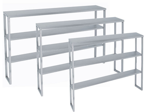 Parry 300mm Deep Range Stainless Steel 3 Tier Chefs Rack
