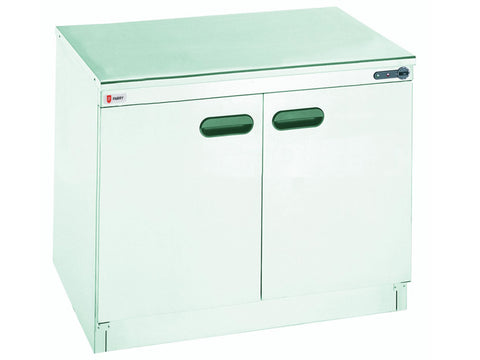 Parry 9214 Double Door Electric Hot Cupboard, Hot Holding, Advantage Catering Equipment