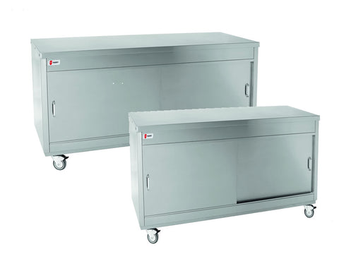 Parry AMB Range Ambient Flat Top Cupboard, Fabrications, Advantage Catering Equipment