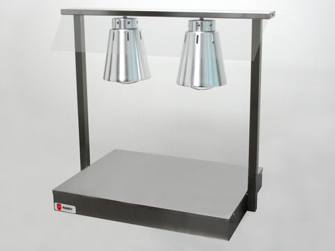 Parry C2LU Electric Carvery Servery Lamp Unit, Heated Displays, Advantage Catering Equipment