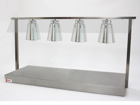 Parry C4LU Electric Carvery Servery Lamp Unit, Heated Displays, Advantage Catering Equipment