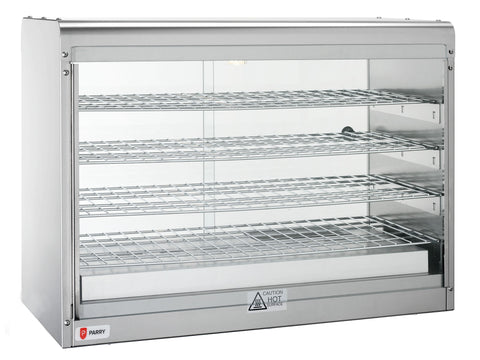 Parry CPC1 Electric Heated Pie Cabinet, Heated Displays, Advantage Catering Equipment