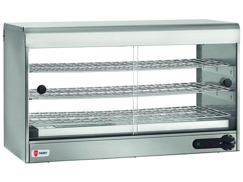 Parry CPC Electric Heated Pie Cabinet, Heated Displays, Advantage Catering Equipment