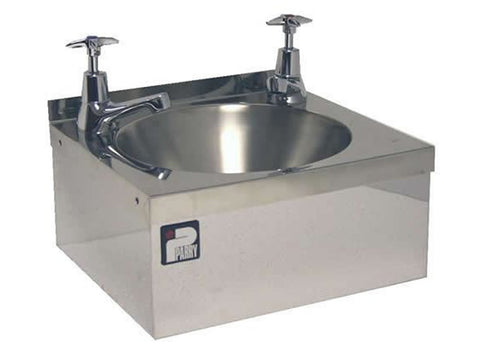 Parry CWBHANDI/T Stainless Steel Hand Wash Basin, Sinks, Advantage Catering Equipment