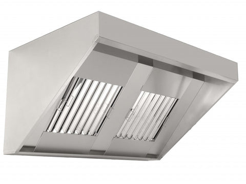 Parry GT2410 General Canopy, Extraction Canopies, Advantage Catering Equipment