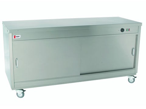 Parry HOT12 Sliding Door Electric Hot Cupboards, Hot Holding, Advantage Catering Equipment